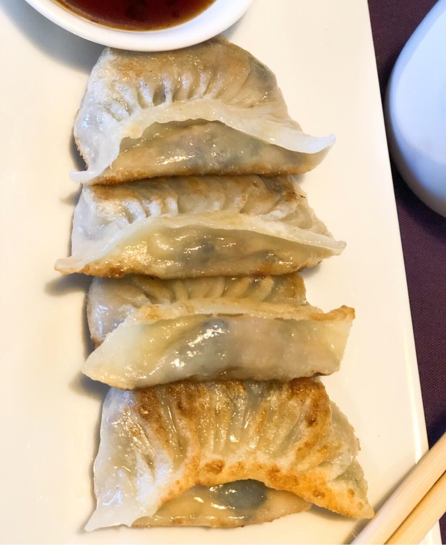 【一点心】港式斋煎饺( 红萝卜,三类菇)(Thursday & Friday)