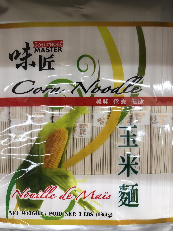 【RBG】味匠 玉米面 干面 3lbs