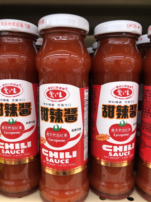 【RG】爱之味 甜辣酱 5.8oz