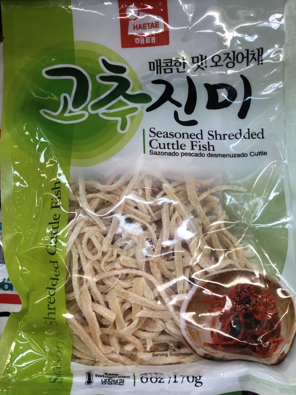 【RDF】海太 鱿鱼丝 香辣味 70g