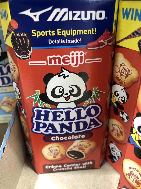 【RBG】Meiji Hello Panda 明治小熊饼干 巧克力味 60g