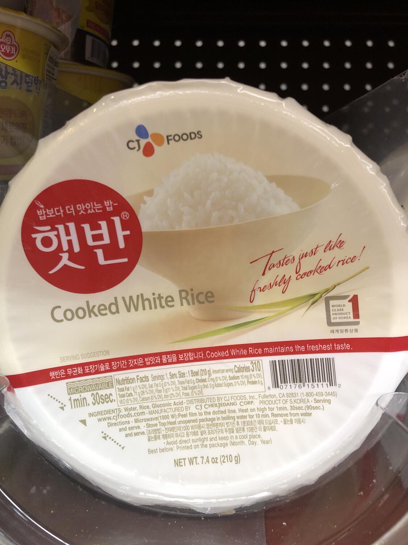 【RDG】Cooked White Rice 韩国即食米