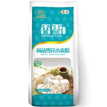 【RDG】 COFCO XIANG XUE BRAND Wheat Flour for Chinese Steamed Bun 香雪 尚品雪花粉(小麦粉) 5.5lbs