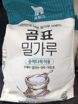 【RDG】Korea Wheat Flour 韩国大白熊 面粉5.5lb.