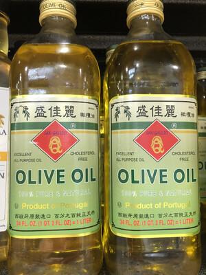【RBG】橄榄油 33.8fl. oz.