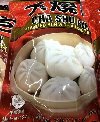 【RBF】Wei-Chuan Cha Shu Bun 味全 叉烧包 23oz(650g)