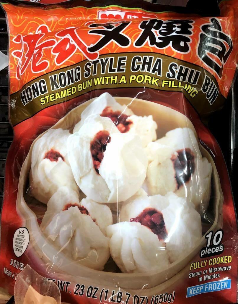 【RBF】Hong Kong Style Cha Shu Bun 味全 港式叉烧包 23oz(650g)