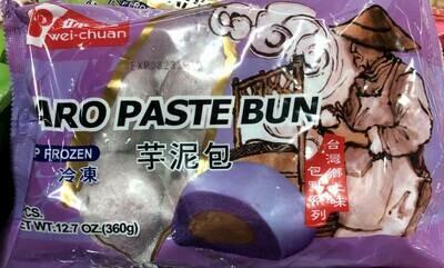 【RBF】Wei-Chuan Taro Paste 味全 芋泥包 12.7oz(360g)