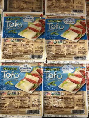 【RBF】HF Organic Med Firm Tofu 有机中豆腐
