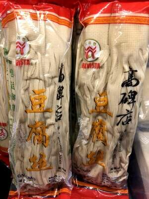 【RBF】Soy Tofu Slices 五谷豐豆腐丝 五香味8.82oz