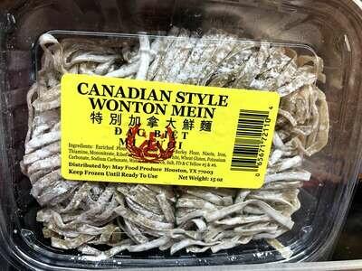 【RBF】Canada Wont Mein特别加拿大鲜面15oz