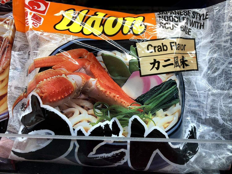 【RBF】Myojo Crab Udon明星 蟹味乌冬面7.19oz