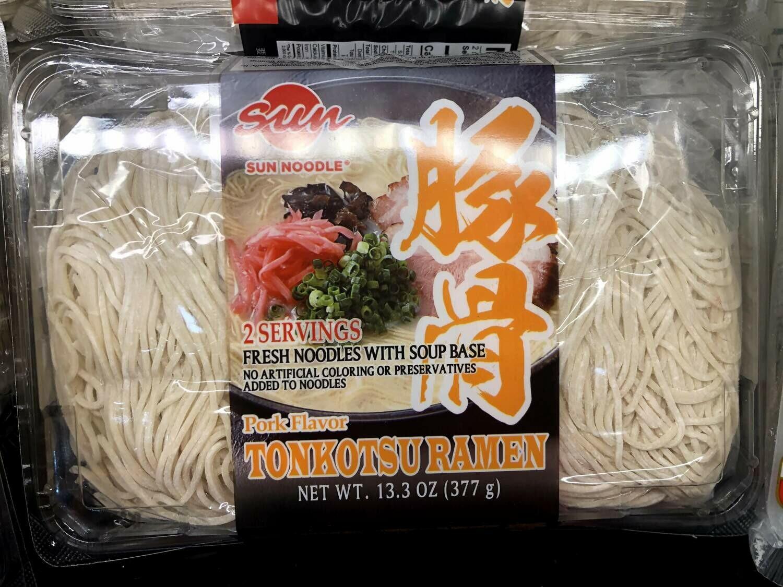 【RBF】Tonkotsu Ramen Pork Flavoi豚骨生面13.3oz