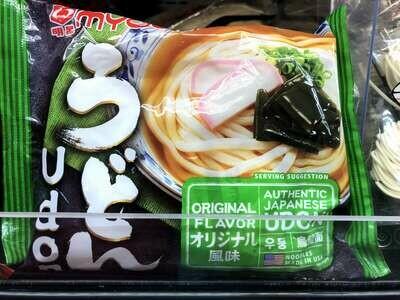 【RBF】Myojo Udon Noodles 明星 原味乌冬面7.22oz