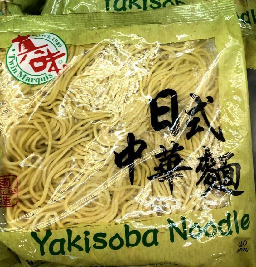 【RBF】Yakisoha Noodle 真味日式中华面 16oz