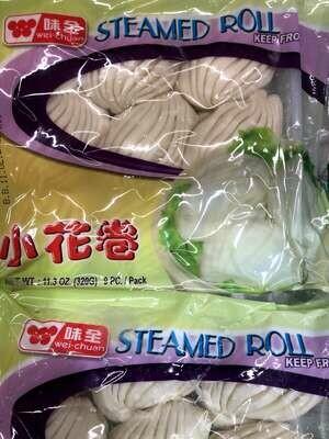【RBF】Wei-Chuan  Steamed Roll 味全 小花卷 11.3oz (320g)