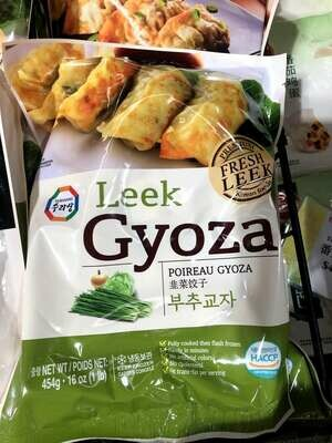 【RBF】Leek Gyoza 韭菜饺子16oz (454g)