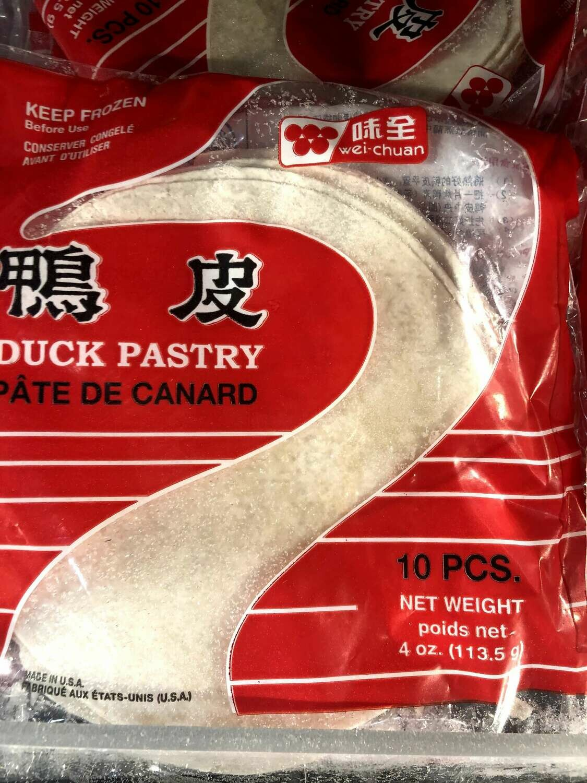 【RBF】Duck Pastry味全 鸭皮(113.5g)