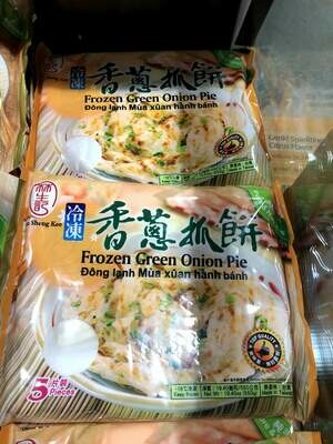 【RBF】Frozen Green Onion Pie 林生记 香葱抓饼19.4oz(550g)