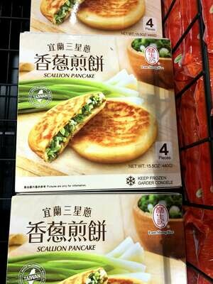 【RBF】Scallion Pancake  宜兰三星葱 香葱煎饼 15.5oz(440g)