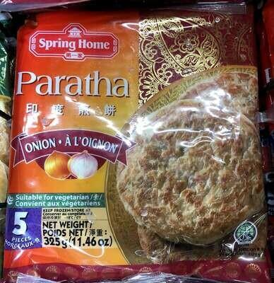 【RBF】Spring Home Paratha Onion A L'oignon第一家 印度煎饼 洋葱 11.46oz(325g)