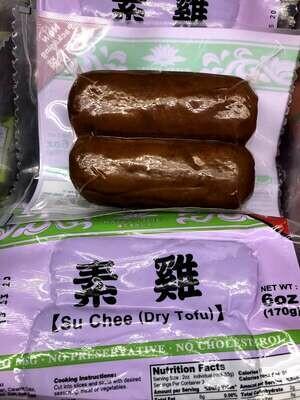 【RBF】Su Chee(Dry Tofu) 素鸡(即食)6oz