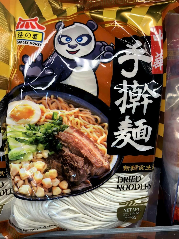 【RBF】Noodles House Dried Noodle 面之馆 手擀面600g