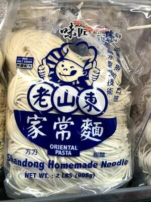 【RBF】Shandong Noodle味匠 老山东家常面908g