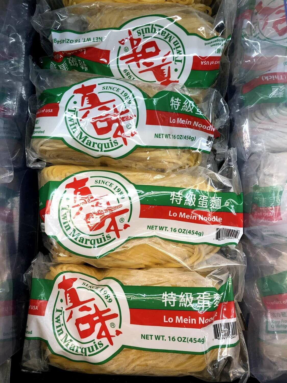 【RBF】T W Lo Mein Noodle真味 特级蛋面16oz