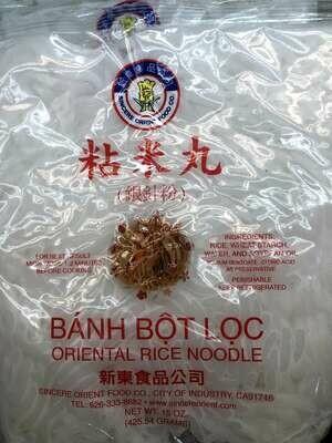 【RBF】Oriental Rice Noodle黏米丸15oz