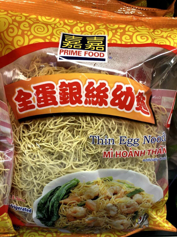 【RBF】Thin Egg Noodle金蛋银丝幼面14oz