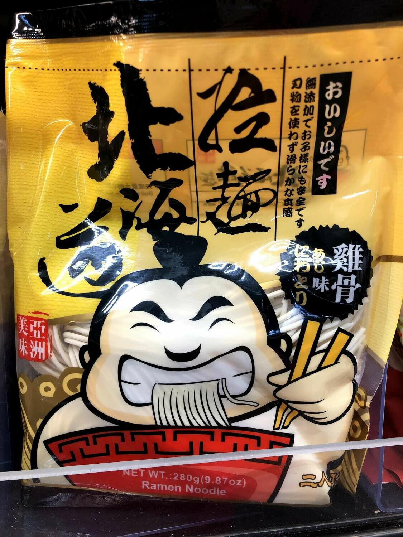 【RBF】Noodles北海道拉面(鸡骨) 9.87oz