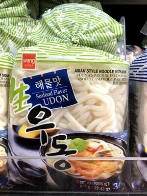【RBF】Asian Style  Noodles WI 乌冬面 海鲜风味22.53oz