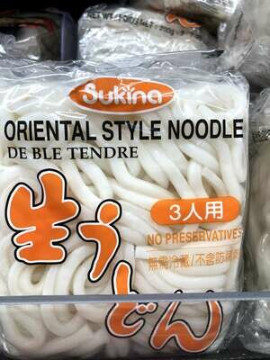 【RBF】Oriental Style Noodle 乌冬面200g*3