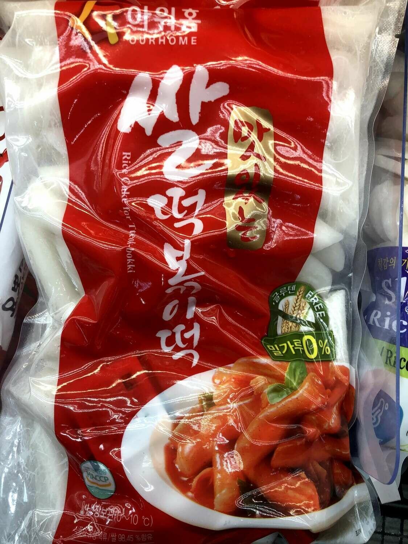 【RBF】Rice Cake Stick 韩国年糕条2.2pound