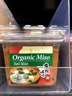 【RBF】Organic Miso Red Type 有机 味增 大豆膏(赤) 17.6oz