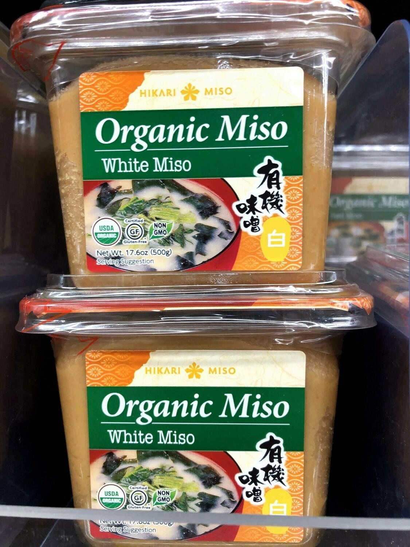 【RBF】Organic Miso White Type 有机 味增 白 17.6oz