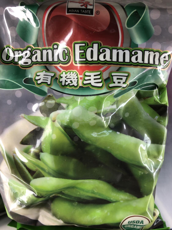 【RDF】东之味 有机毛豆夹 454g
