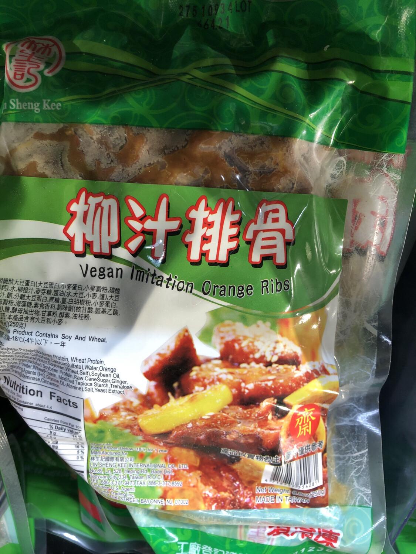 【RBF】素食主义 柳汁排骨 斋饭 250g