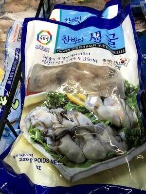 【RBS】Oyster Meat 冰冻生蚝 226g