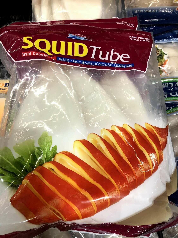 【RBS】Frozen Squid Tubes 鱿鱼筒 2LB