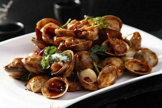 【新疆烧烤】Sauteed Clam With Spicy Sauce辣炒蚬子(Closed Tuesday)