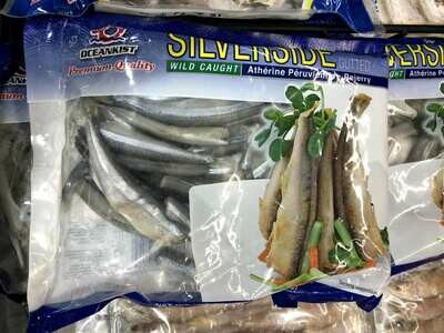 【RBS】Frozen Smelt Fish 凤尾鱼 284g