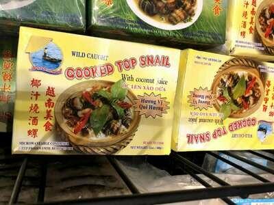 【RBS】Top Snail With Coconut Juice 椰汁烧酒螺 12oz