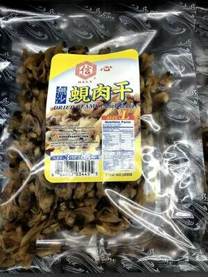 【RBS】Dried Clams(Shell Less) 无沙蚬肉干  3oz