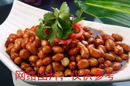 【新疆烧烤】Cooked Peanuts With Vinegar Dressing老醋花生(Closed Tuesday)