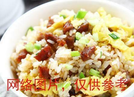 【新疆烧烤】BBQ Pork Fried Rice叉烧炒饭(Closed Tuesday)