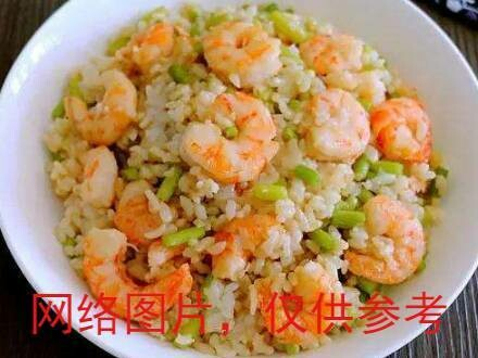 【新疆烧烤】Shrimp Fried Rice鲜虾炒饭(Closed Tuesday)