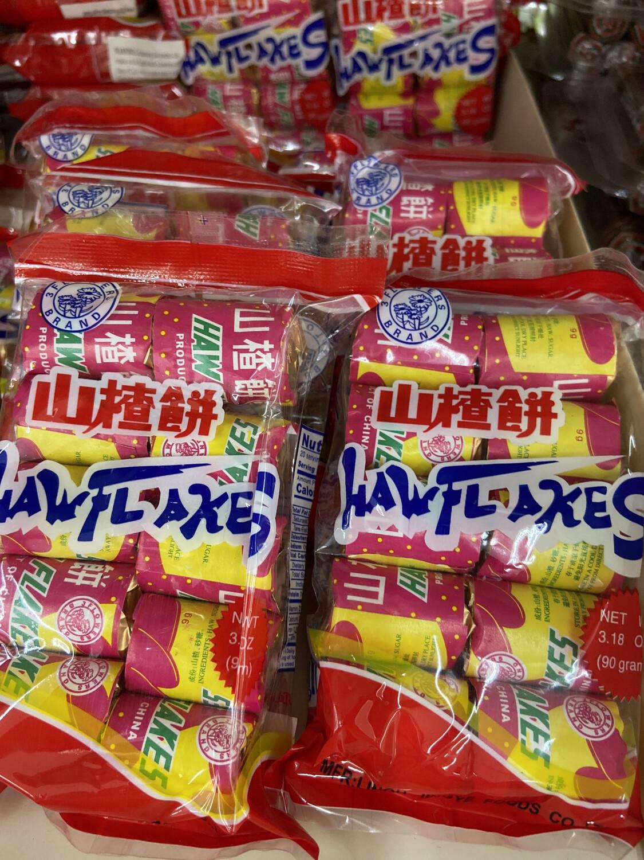【RG】小山楂饼 1包 90g