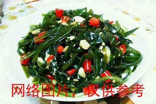 【味佳香】Cold Dishes SeaWeed 凉拌海带 (Closed Monday)
